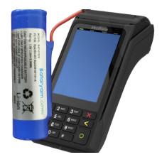VeriFone V240m Mobile Pos BPK474-001 Battery